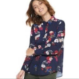 Popsugar blouse